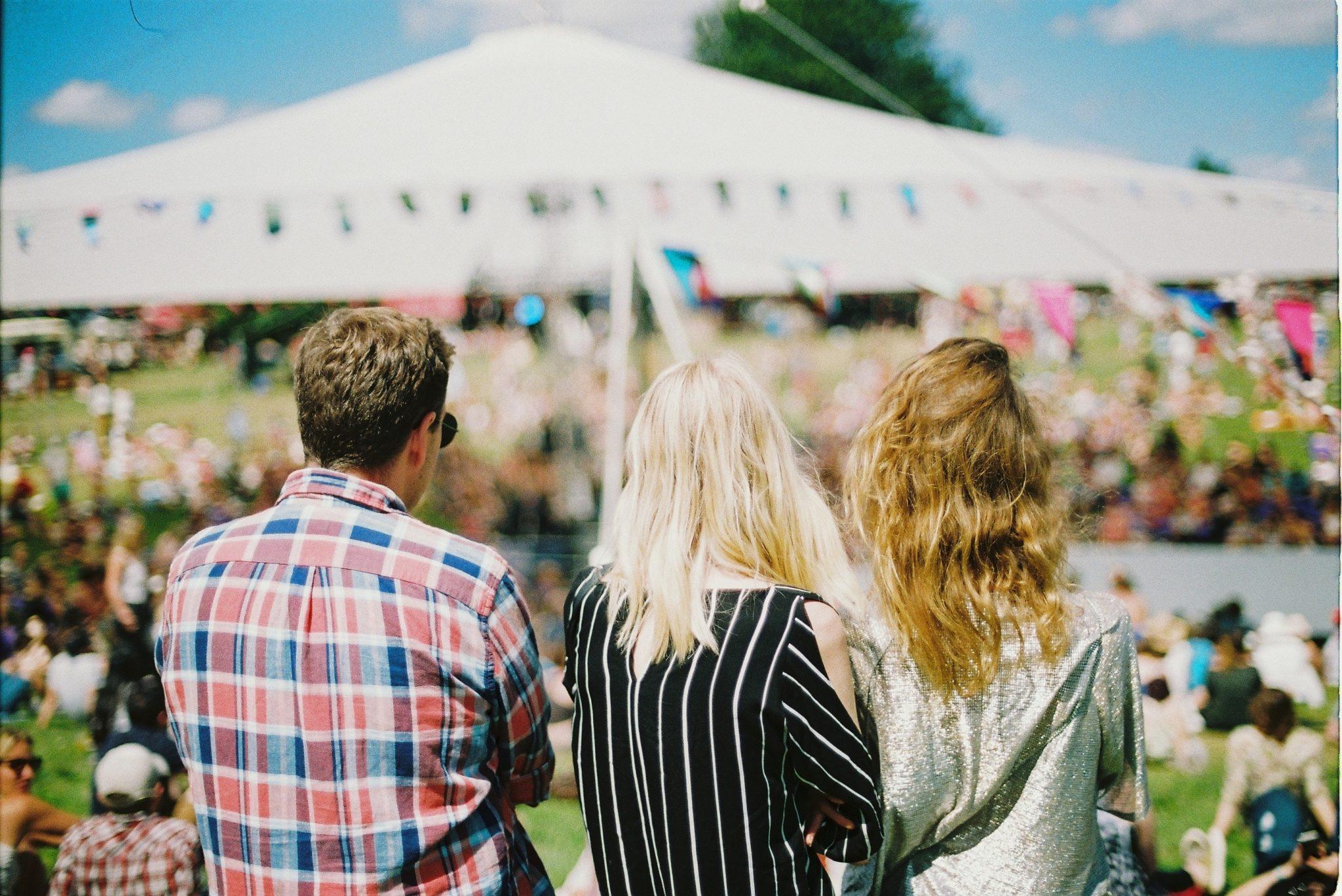 Environmentally Friendly Event Management_festival_Helm Tickets