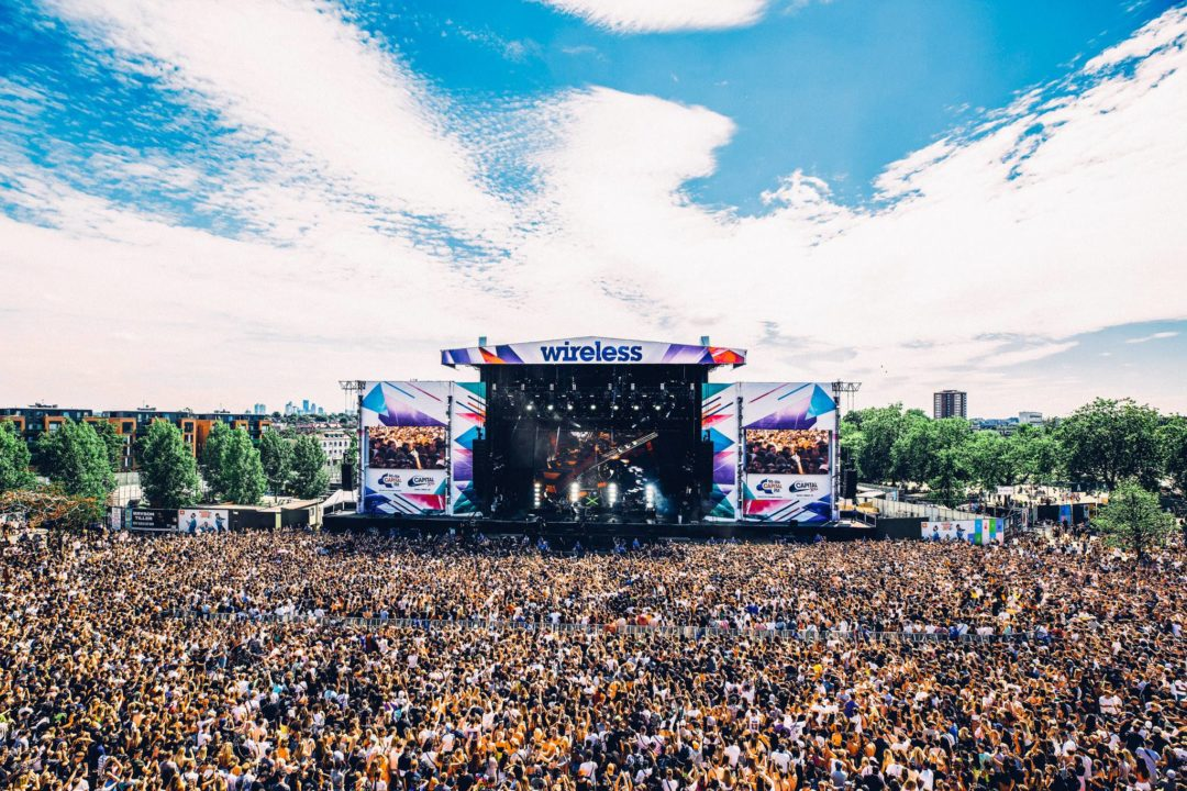 Wireless Festival - Helm Tickets