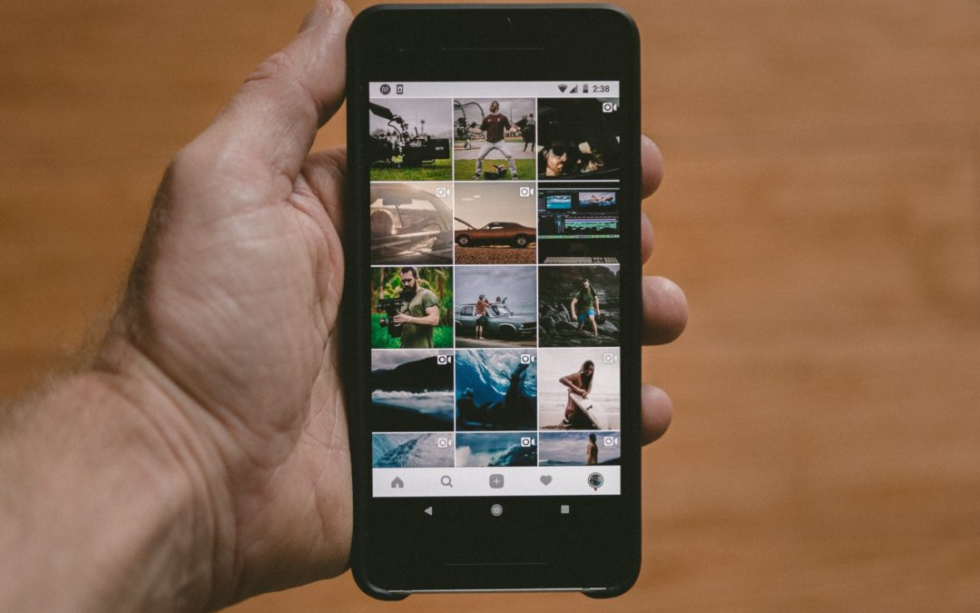 Instagram for event promotion – Part 1